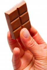 Who would eat a candy bar after it's been down your pants?