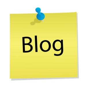 Blah, blah, blah, blog!