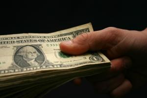 Here's some money, Internet Stranger.  I hope you feel better.