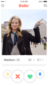 The trannies on Tinder are really hot.