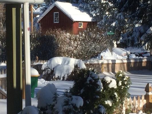 Snowzilla January 2016